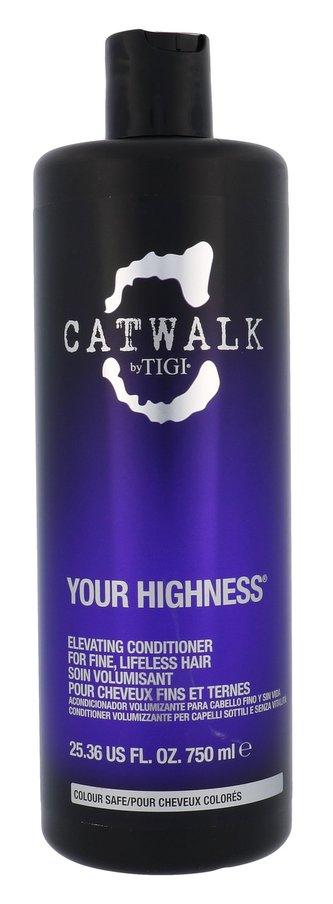Tigi Catwalk Your Highness Elevating Conditioner Regenerator za veći volumen kose 750 ml