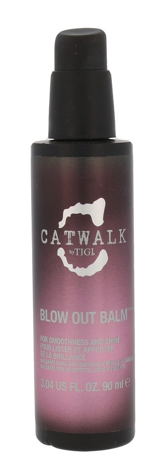 Tigi Catwalk Sleek Mystique Blow Out Balm Balzam za oblikovanje kose 90 ml