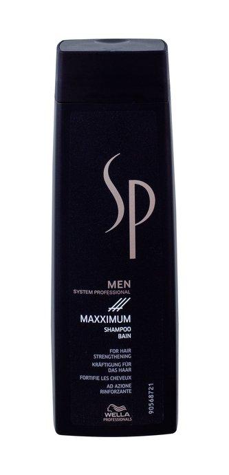 Wella SP Men Maxximum Shampoo Šampon za brži rast kose za muškarce 250 ml