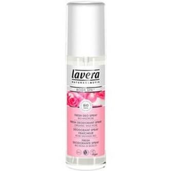 Lavera Osvježavajući dezodorans u spreju s ekstraktom divlje ruže 75 ml