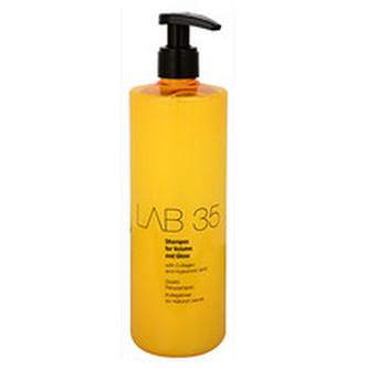 Kallos Lab 35 Shampoo For Volume And Gloss 500 ml Šampon pro jemné vlasy bez lesku
