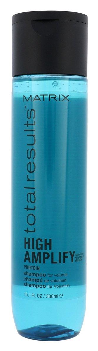 Matrix Šampon pro objem vlasů Total Results High Amplify (Protein Shampoo for Volume) Objem 300 ml
