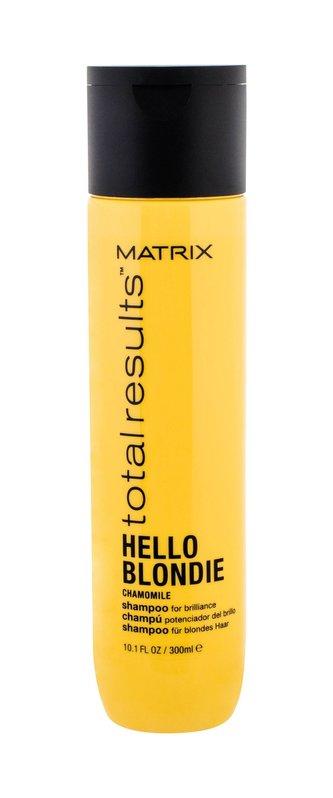 Matrix Šampon pro oživení blond vlasů Total Results Hello Blondie Objem 300 ml